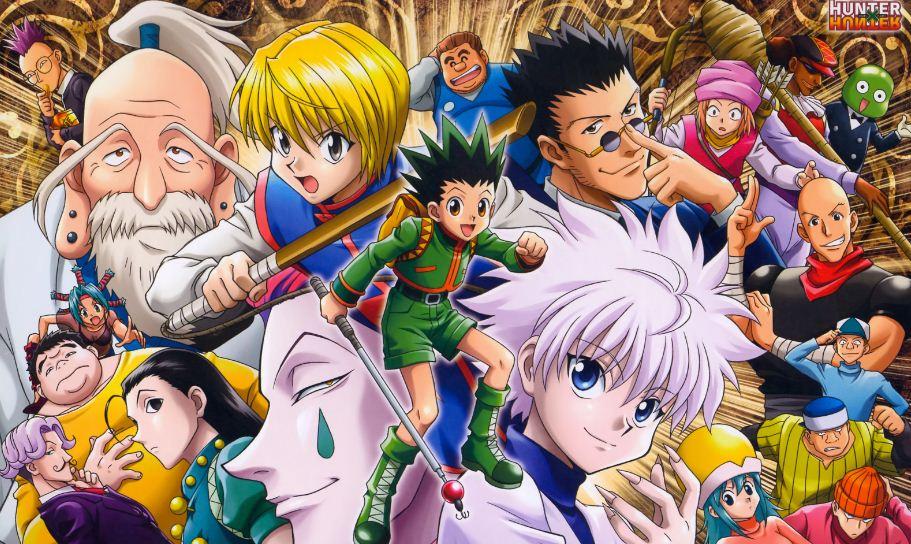 8 Anime Terpopuler ini Harus Kamu Tonton