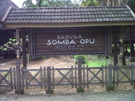 Tempat Wisata di Makassar - Benteng Somba Opu