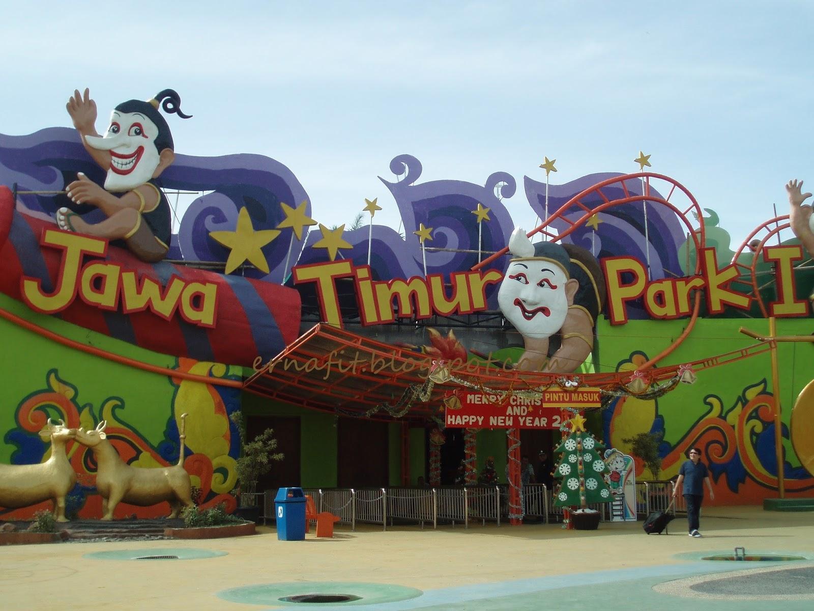 Tempat Wisata di Malang - Jatim Park 1