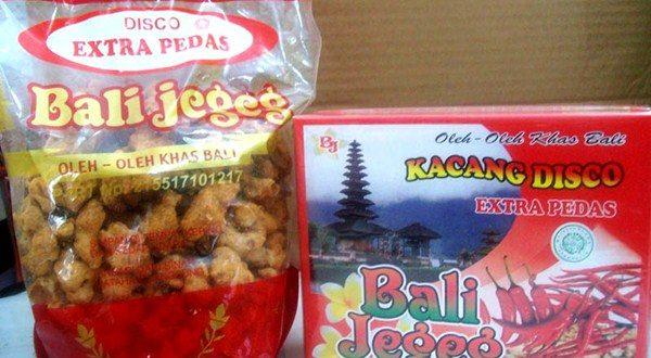 Oleh-oleh khas Bali - Kacang Disco