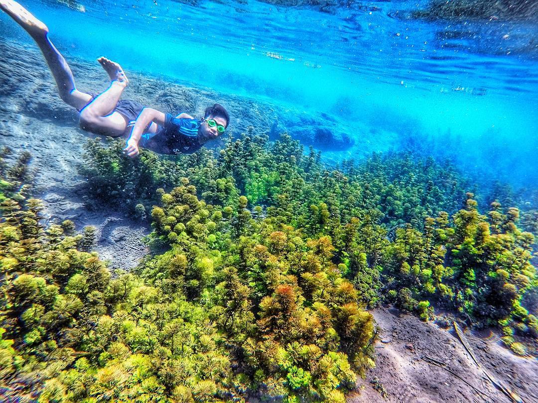 Tempat Wisata di Malang - Mata Air Sumber Sirah