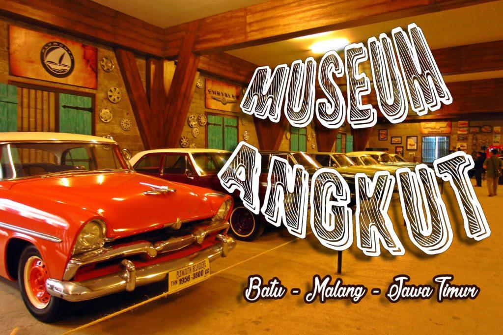 Tempat Wisata di Malang - Museum Angkut