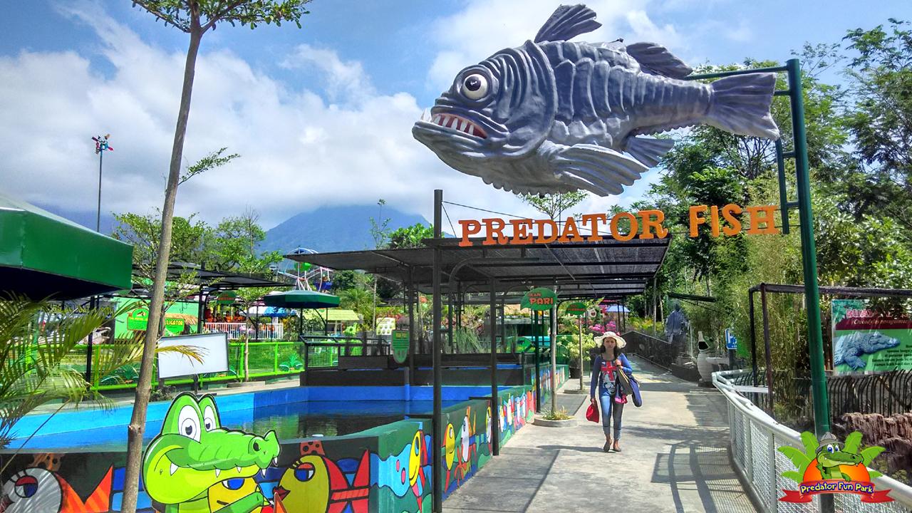 Tempat Wisata di Malang - Predator Fun Park