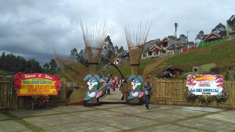 Tempat Wisata di Malang - Taman Kelinci