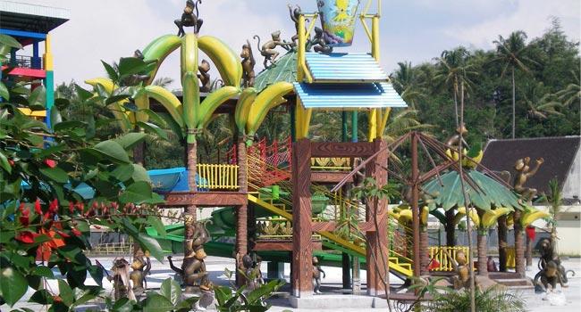 Tempat Wisata di Malang - Wendit Water Park Malang