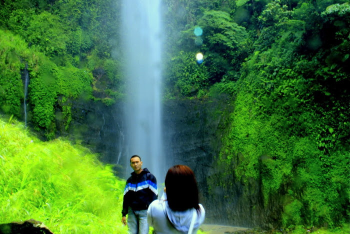 Tempat wisata di Semarang - Air Terjun Kali Pancur