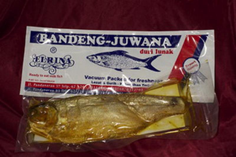 Oleh-oleh khas Semarang - Bandeng