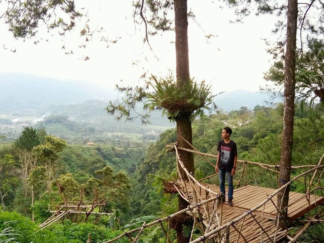 Tempat wisata di Semarang - Bantir Hills