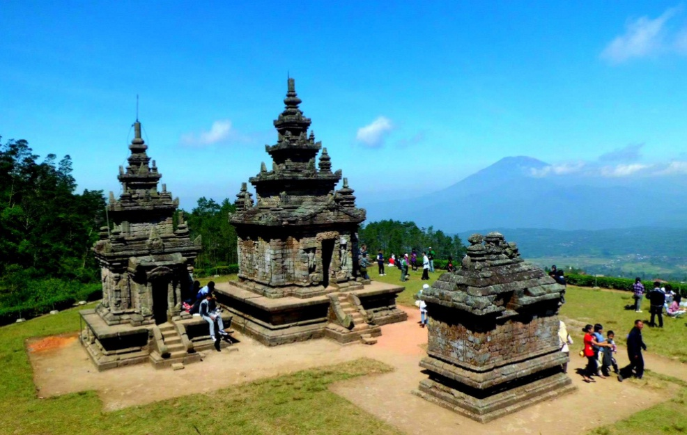 Tempat wisata di Semarang - Candi Gedong Songo