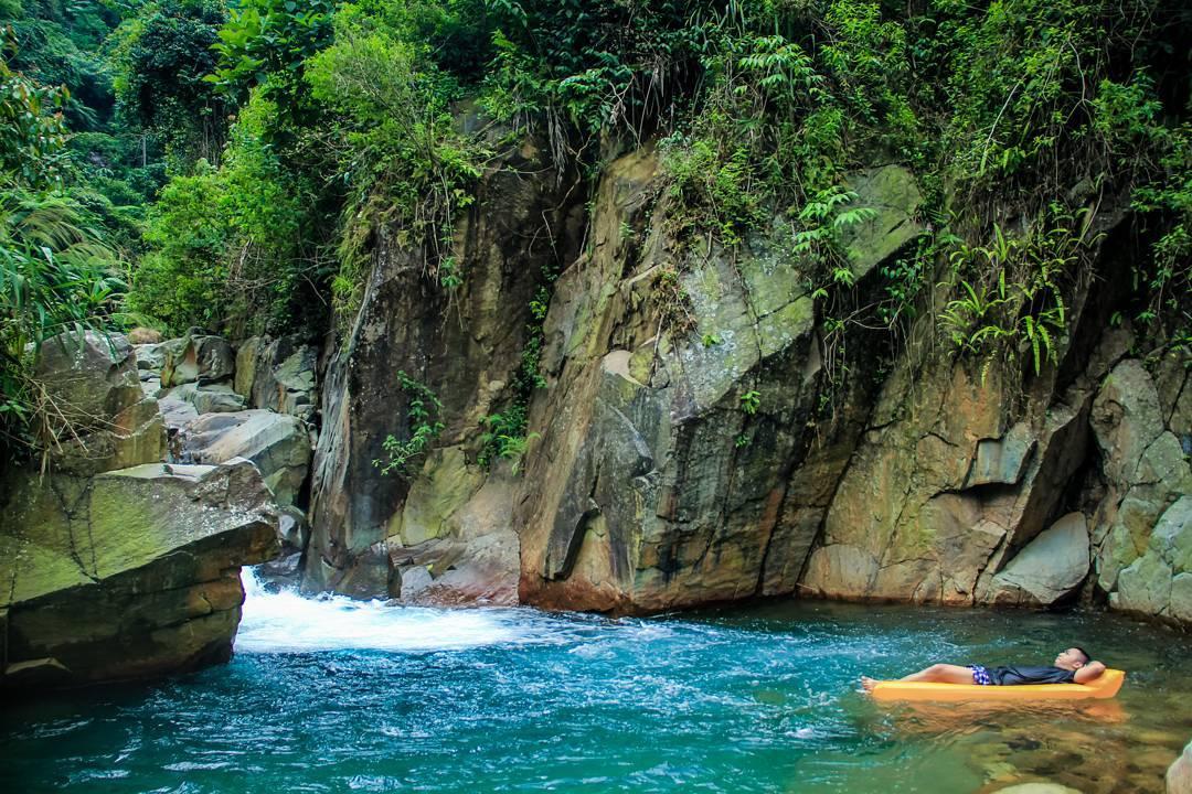 Tempat Wisata di Bogor - Curug Cibaliung