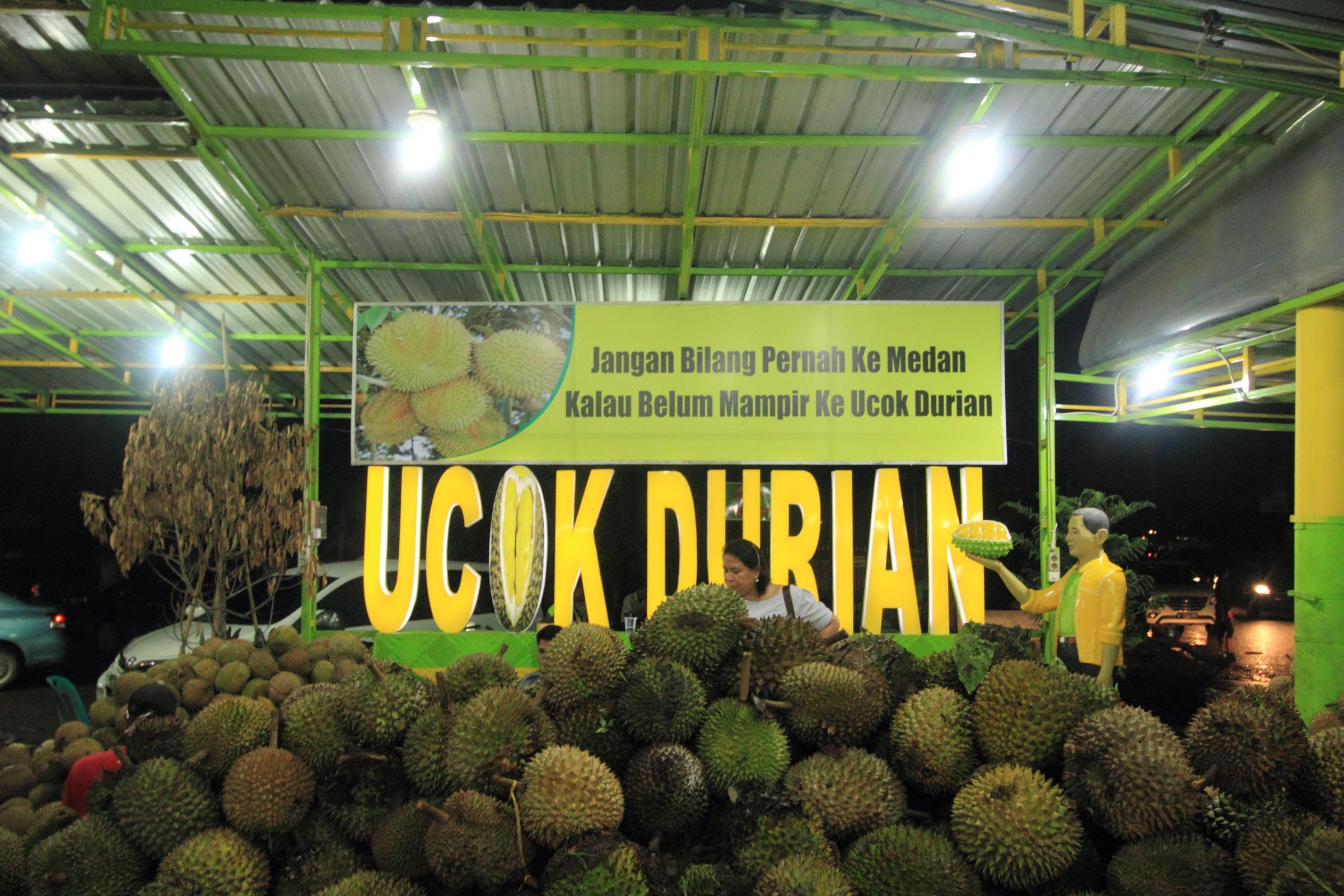 Oleh-oleh Khas Medan - Durian Ucok