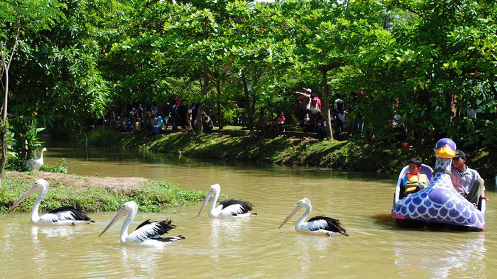 Tempat wisata di Semarang - Kebun Binatang Mangkang