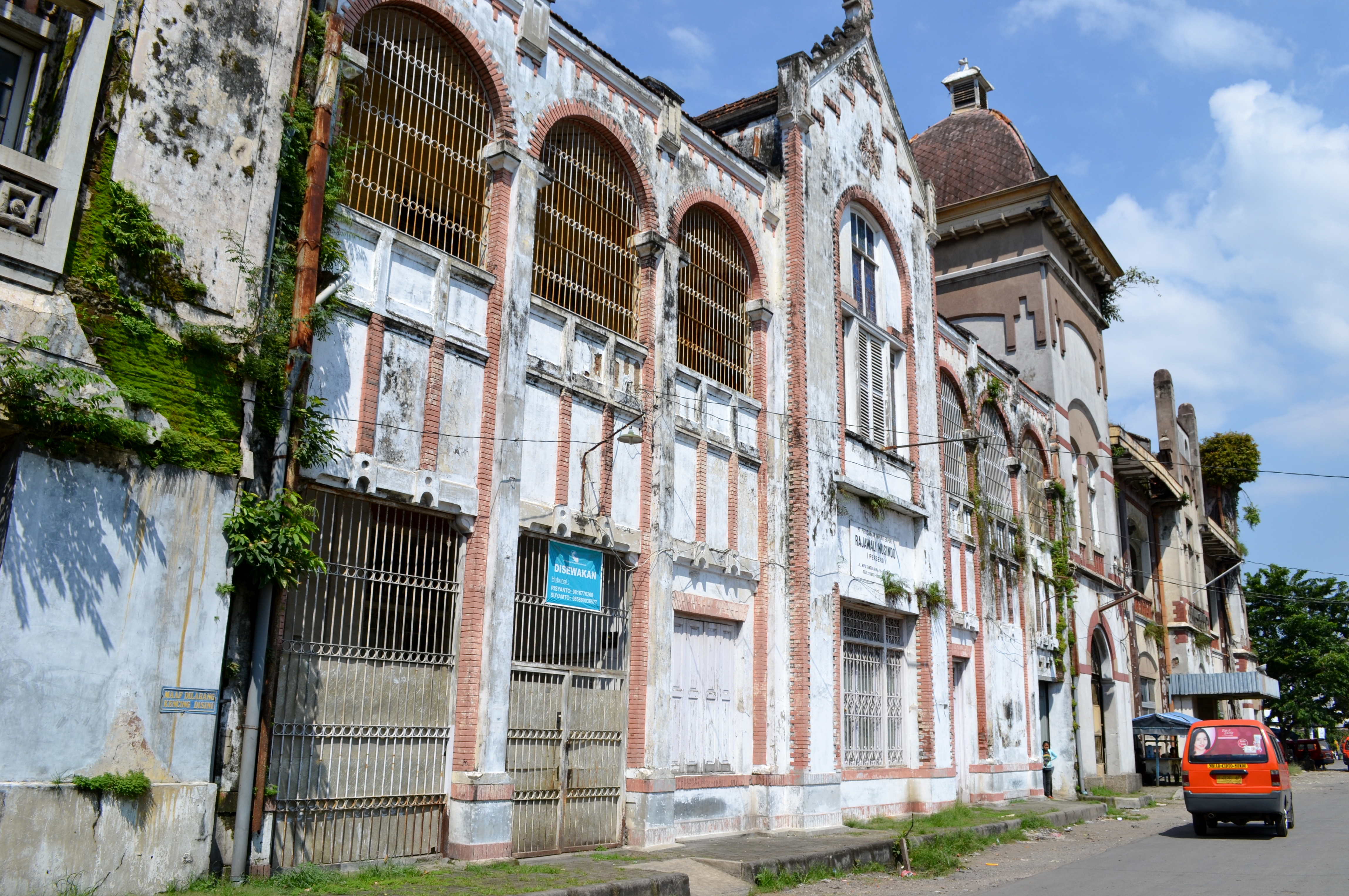 Tempat wisata di Semarang - Kota Lama Semarang