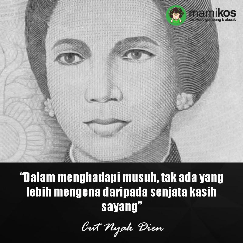 15 Kata Mutiara Inspiratif Dari Para Pahlawan Nasional Indonesia