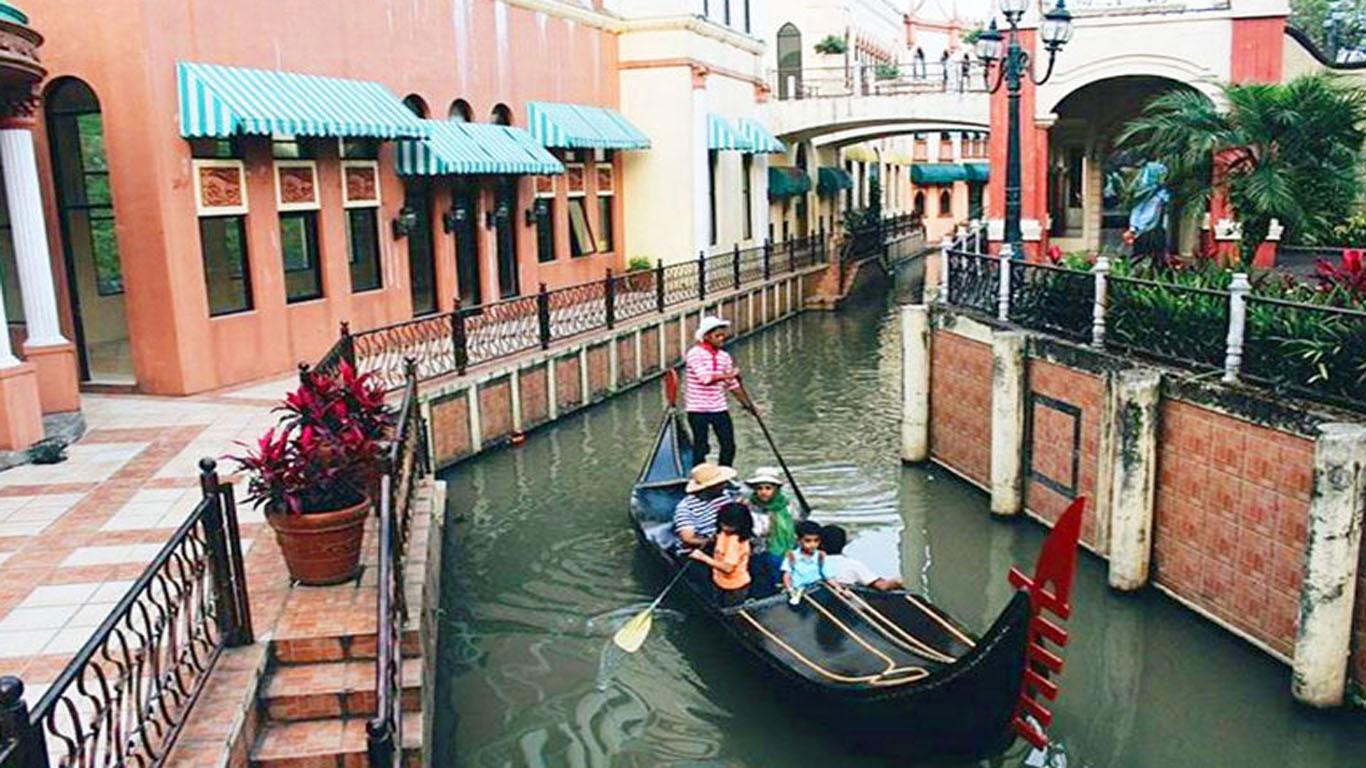 Tempat Wisata di Bogor - Little Venice Bogor