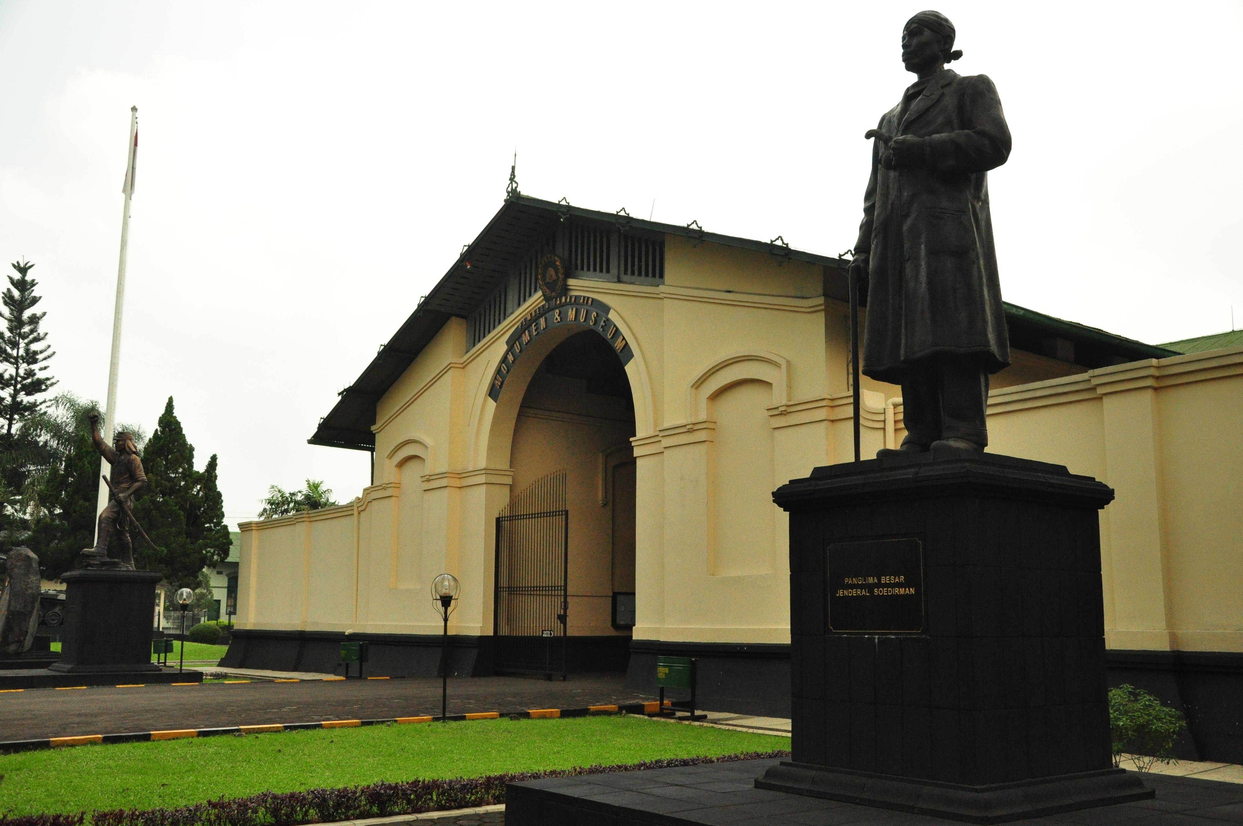 Tempat Wisata di Bogor - Museum Pembela Tanah Air (PETA)