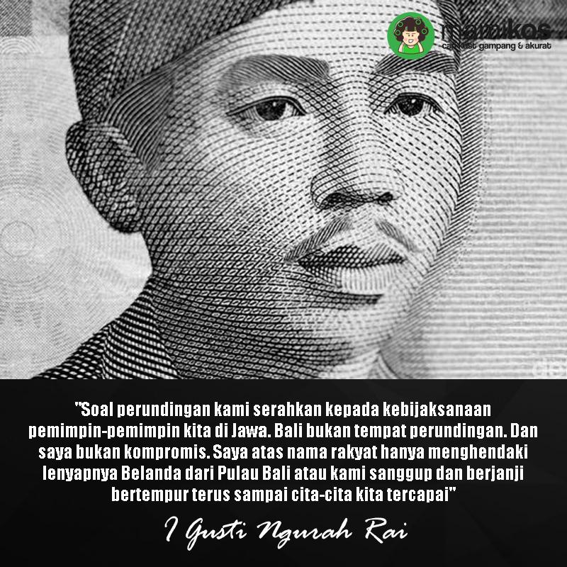 kata mutiara inspiratif dari para pahlawan nasional