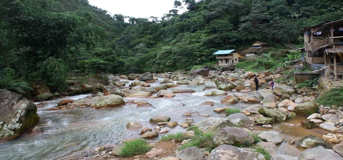 Tempat Wisata di Bogor - Pemandian Air Panas Ciparay