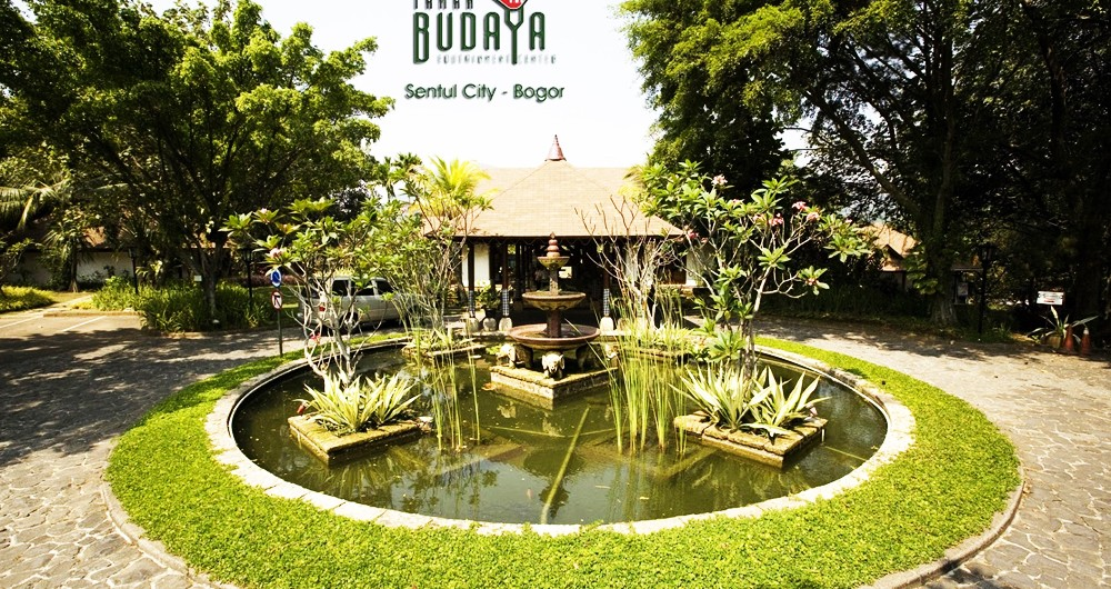 Tempat Wisata di Bogor - Taman Budaya Sentul