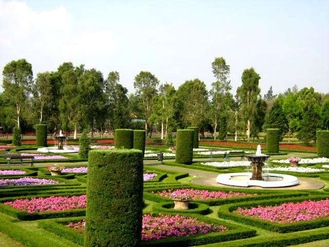 Tempat Wisata di Bogor - Taman Bunga Nusantara