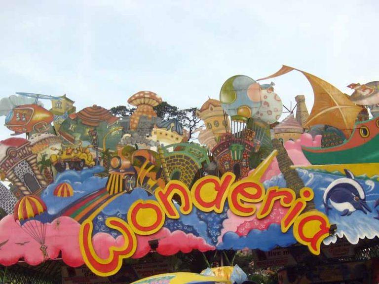 Tempat wisata di Semarang - Taman Rekreasi Wonderia