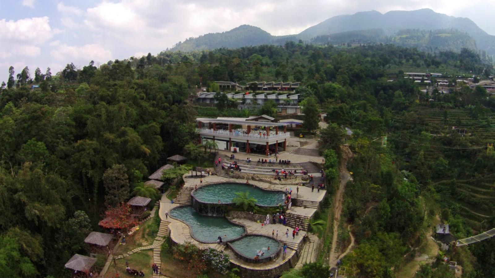Tempat wisata di Semarang - Umbul Sidomukti