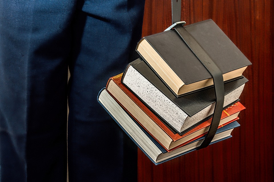 Tipe Dosen - Perpustakaan Berjalan