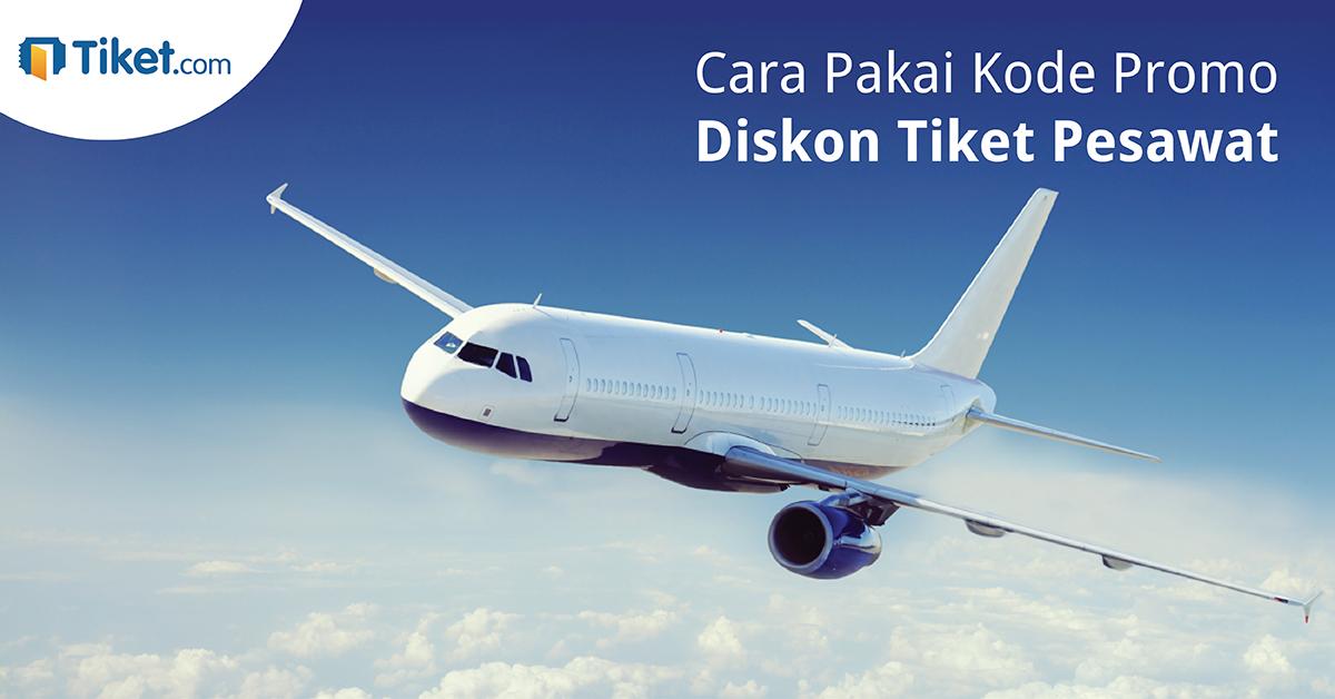 Promo Tiket Pesawat Lebaran Siap Mudik Nih Mamikos Info
