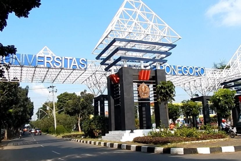 Perguruan Tinggi Favorit - Universitas Diponegoro