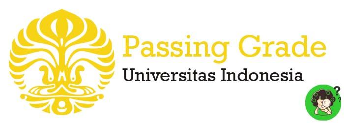 Passing Grade UI 2019 Yang Wajib Kamu Ketahui