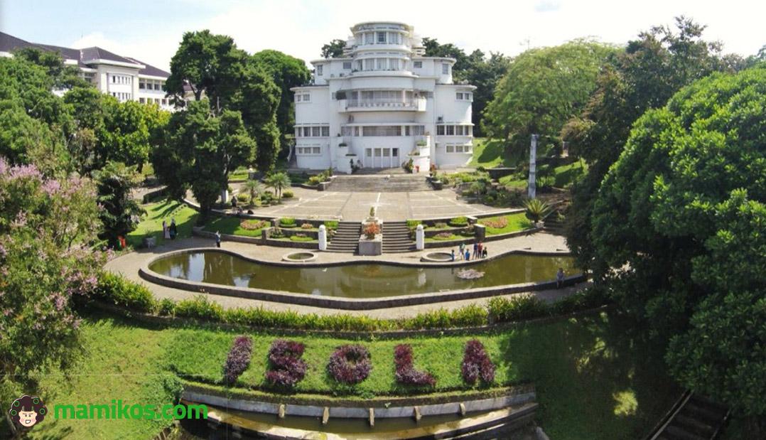 Universitas Terfavorit - Universitas Pendidikan Indonesia