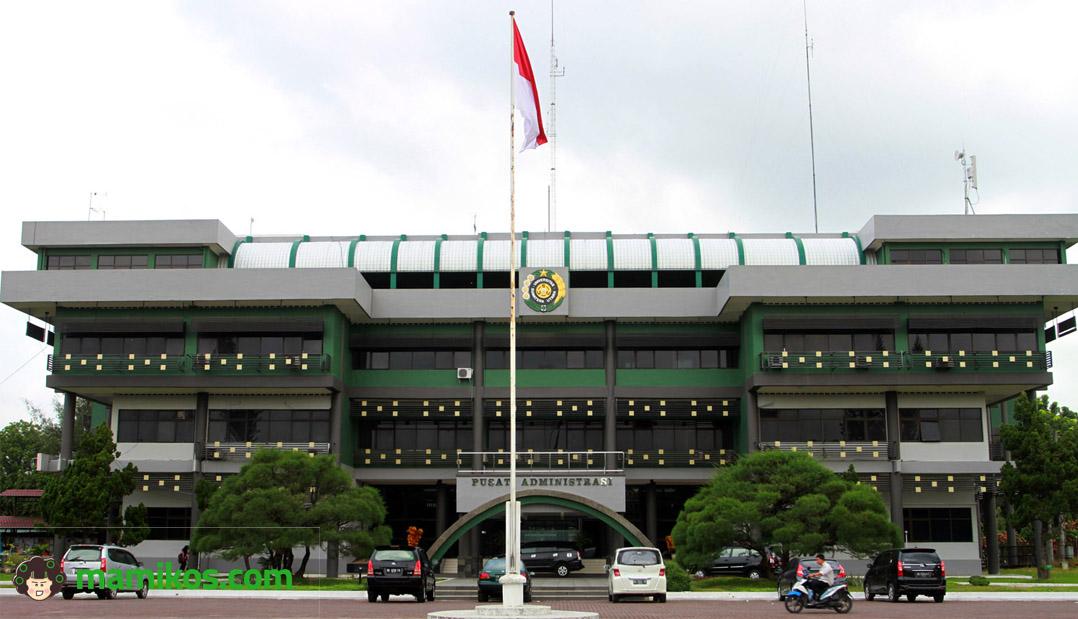 Universitas Terfavorit - Universitas Sumatera Utara