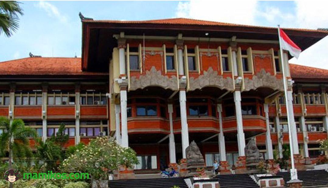 Universitas Terfavorit - Universitas Udayana