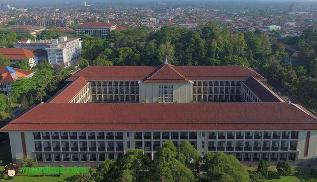 Universitas Terfavorit - Universitas Gadjah Mada