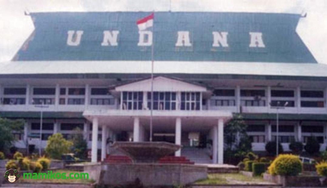Universitas Terfavorit - Universitas Nusa Cendana