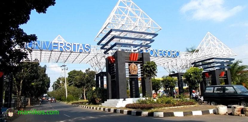 Universitas Terfavorit - Universitas Dipenogoro