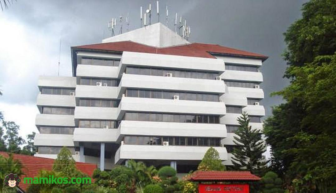 Universitas Terfavorit - Universitas Hasanuddin