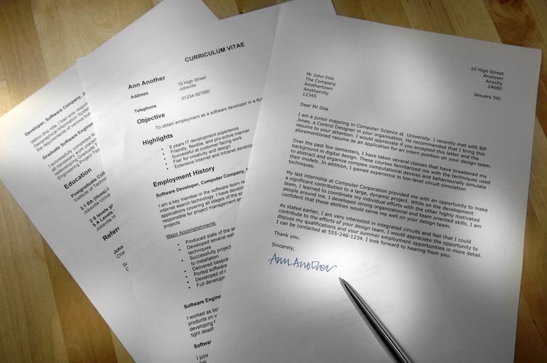 18 Contoh Surat Lamaran Kerja Terbaru Dan Lengkap