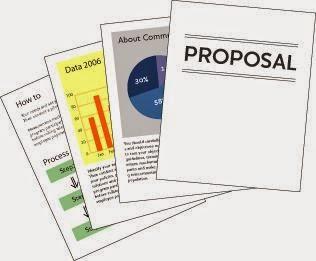 Contoh Proposal Penelitian Ilmiah Dan Skripsi Di Bidang Ilmu Komunikasi