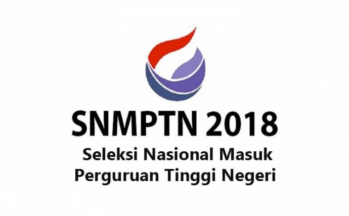 Lulus SNMPTN 2018