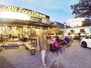 OTW FoodStreet - Tempat Rekomendasi Bukber di Malang