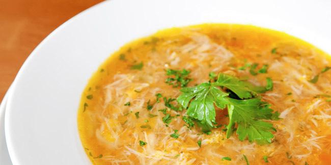 Sup Jamur Telur Kocok - Menu Buka Puasa dan Sahur