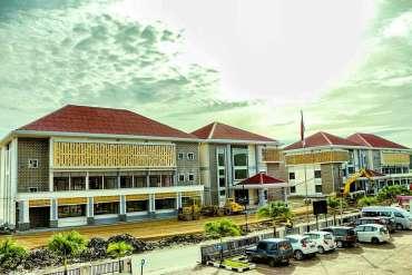 Passing Grade UNP (Universitas Negeri Padang) 2020