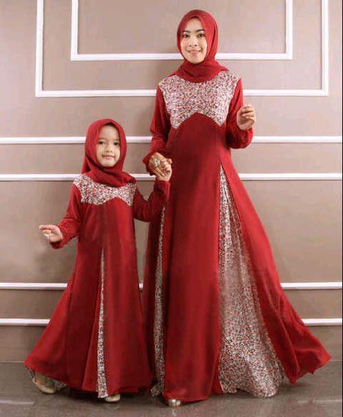 Baju Batik Anak Muslim: Trend Baju Muslim Keluarga Modern Untuk Berbagai Acara