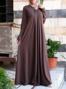 Trend Model Baju Gamis Terbaru Remaja Wanita Lebaran 2018 - Mamikos Info 2e7bd6b41a