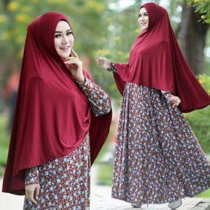 Trend Model Baju Gamis Terbaru Remaja Wanita Lebaran 2018 Mamikos Info