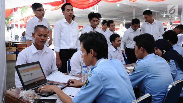 Daftar Nama Peserta CPNS DKI Jakarta yang Lolos Seleksi Administrasi 2019