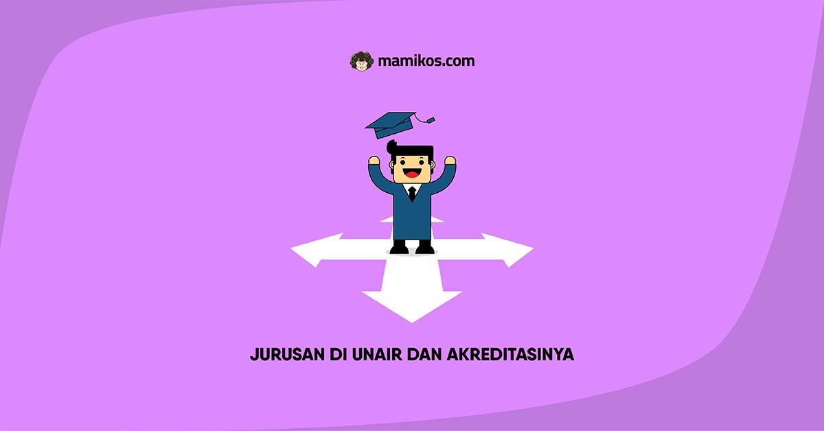 Jurusan di UNAIR dan Akreditasinya (Universitas Airlangga) 2020/2021