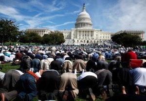 Perayaan Idul Fitri di Berbagai Negara - Amerika