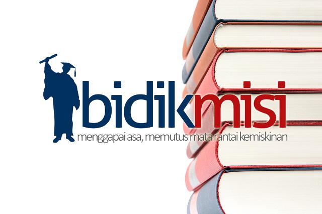 Pendaftaran Bidikmisi jalur SBMPTN 2019/2020